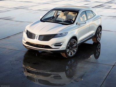 Lincoln MKC Concept 2013 poster #35984