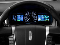 Lincoln MKZ Hybrid 2011 poster