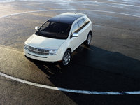 Lincoln MKX 2007 poster
