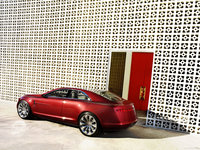 Lincoln MKR Concept 2007 poster