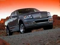 Lincoln Mark LT 2006 poster