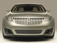 Lincoln MKS Concept 2006 poster