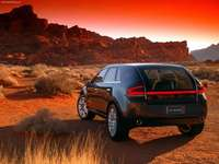 Lincoln Aviator Concept 2004 poster