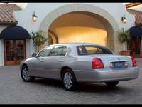 Lincoln Town Car 2003 #36148 poster