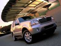Lincoln Aviator 2003 poster