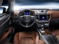 Maserati Ghibli 2014 poster
