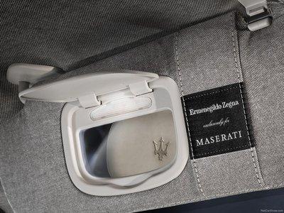 Maserati Quattroporte Zegna Edition Concept 2013 Poster 36861