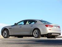 Maserati Quattroporte 2013 poster