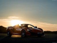McLaren 650S Spider 2015 poster