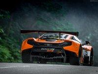 McLaren 650S GT3 2015 poster