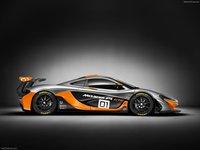 McLaren P1 GTR Concept 2014 poster