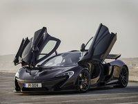 McLaren P1 2014 #38305 poster