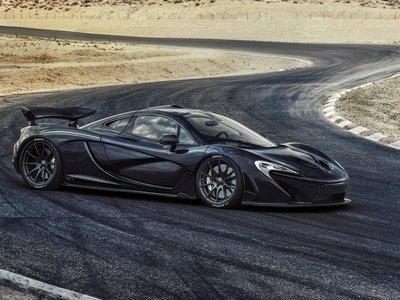 McLaren P1 2014 poster #38306