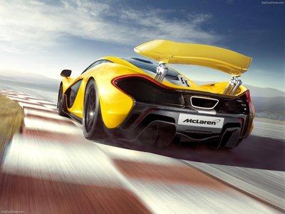 McLaren P1 2014 poster #38307
