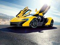 McLaren P1 2014 #38309 poster