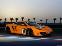 McLaren 12C GT Sprint 2014 poster