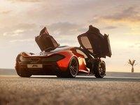 McLaren P1 Concept 2012 poster