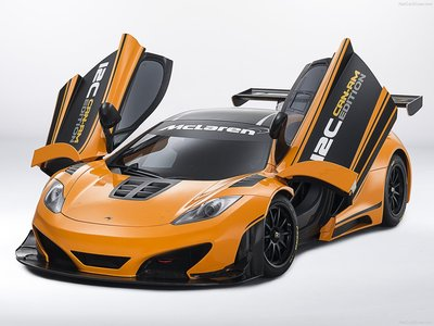 McLaren 12C Can Am Edition Concept 2012 poster #38360