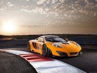 McLaren MP4 12C GT3 2011 poster