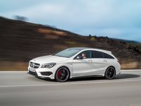 Mercedes Benz CLA45 AMG Shooting Brake 2016 poster