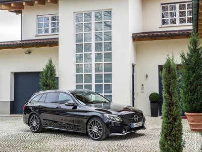 Mercedes Benz C450 AMG 4Matic Estate 2016 poster #38446 ...