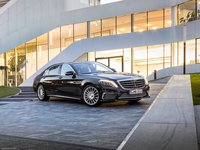 Mercedes Benz S65 AMG 2014 poster