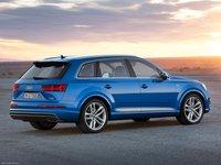 Audi Q7 2016 poster
