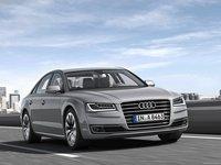 Audi A8 2014 poster