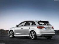 Audi A3 Sportback S Line 2014 poster