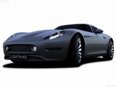 LCC Lightning GT Concept 2008 poster #513252