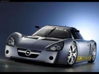 Opel Eco Speedster Concept 2002 poster