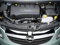 Opel Corsa Hybrid Concept 2007 poster