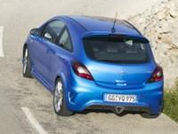 Opel Corsa OPC 2008 poster