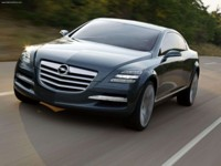 Opel Insignia Concept 2003 poster