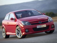 Opel Astra High Performance Concept 2004 poster