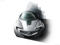 Opel Flextreme GT-E Concept 2010 poster