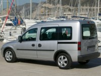 Opel Combo 2006 poster