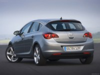 Opel Astra 2010 poster