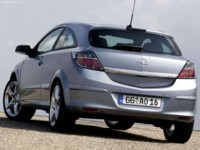 Opel Astra GTC 2005 poster