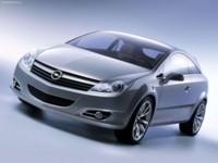 Opel GTC Geneva Concept 2003 poster