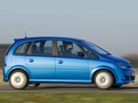 Opel Meriva OPC 2006 poster