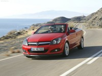 Opel Astra TwinTop 2007 poster