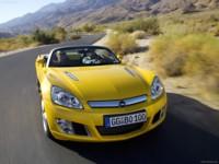 Opel GT 2007 poster