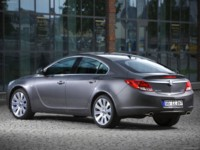 Opel Insignia Hatchback 2009 poster