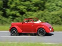 Opel Kadett Roadster 1938 poster