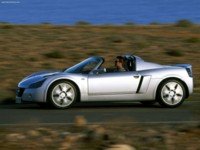 Opel Speedster Turbo 2003 poster