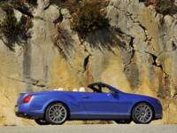 Bentley Continental GTC Speed 2010 poster