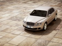 Bentley Continental Flying Spur 2009 poster