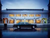 Bentley Arnage 2007 poster