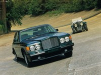 Bentley Brooklands 1992 poster